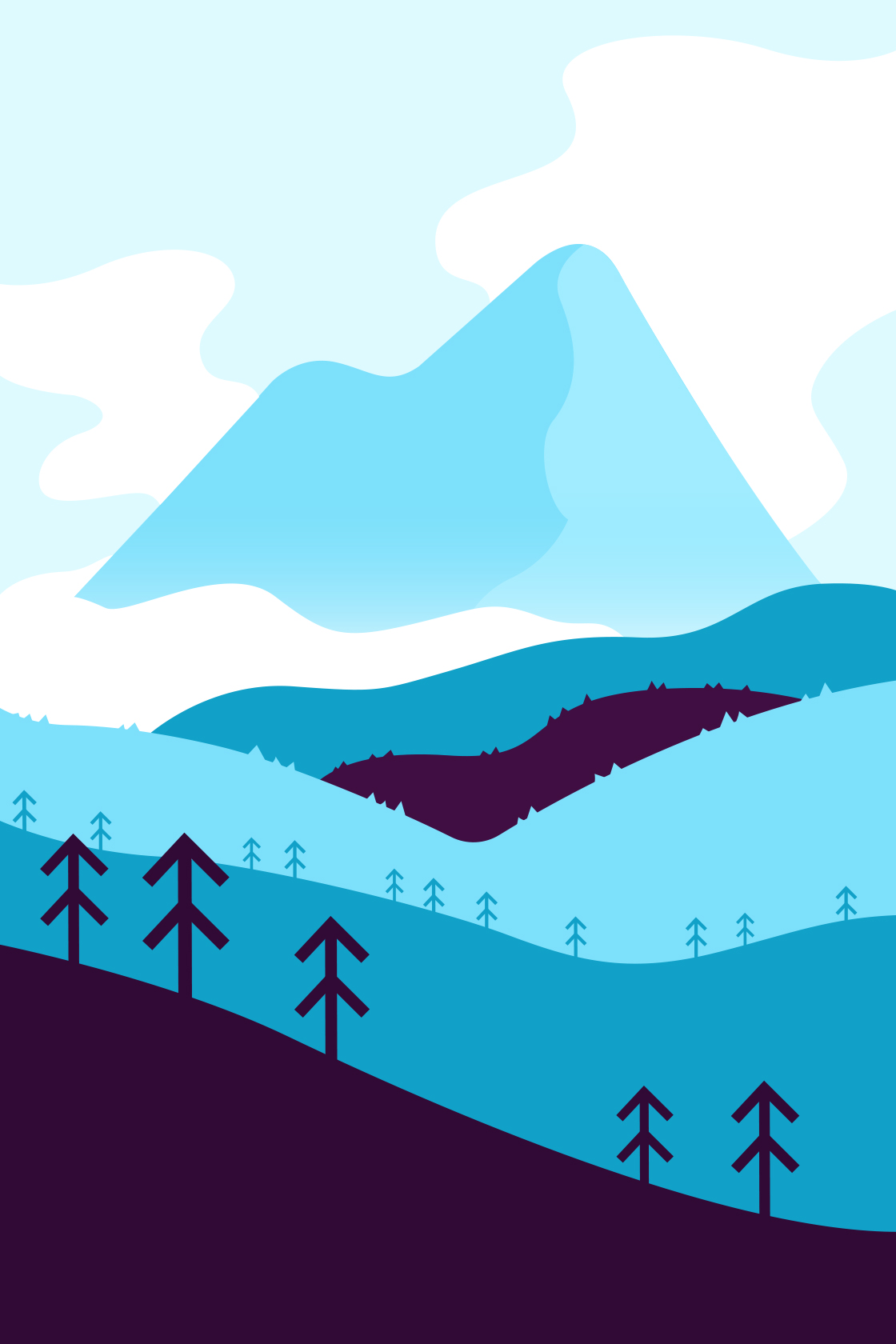 Pepperscombe_Mountain_Illustration