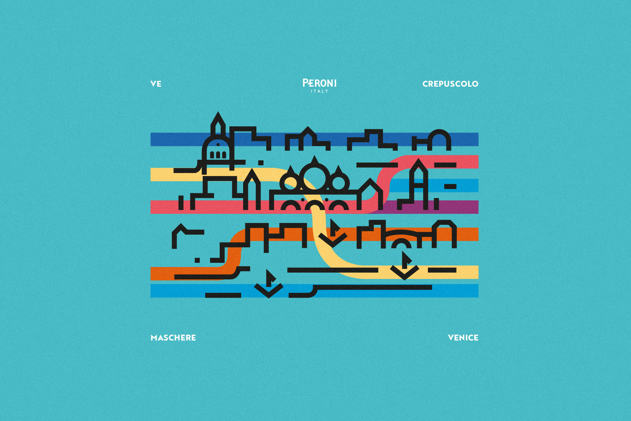 Peroni_Venice_Illustration