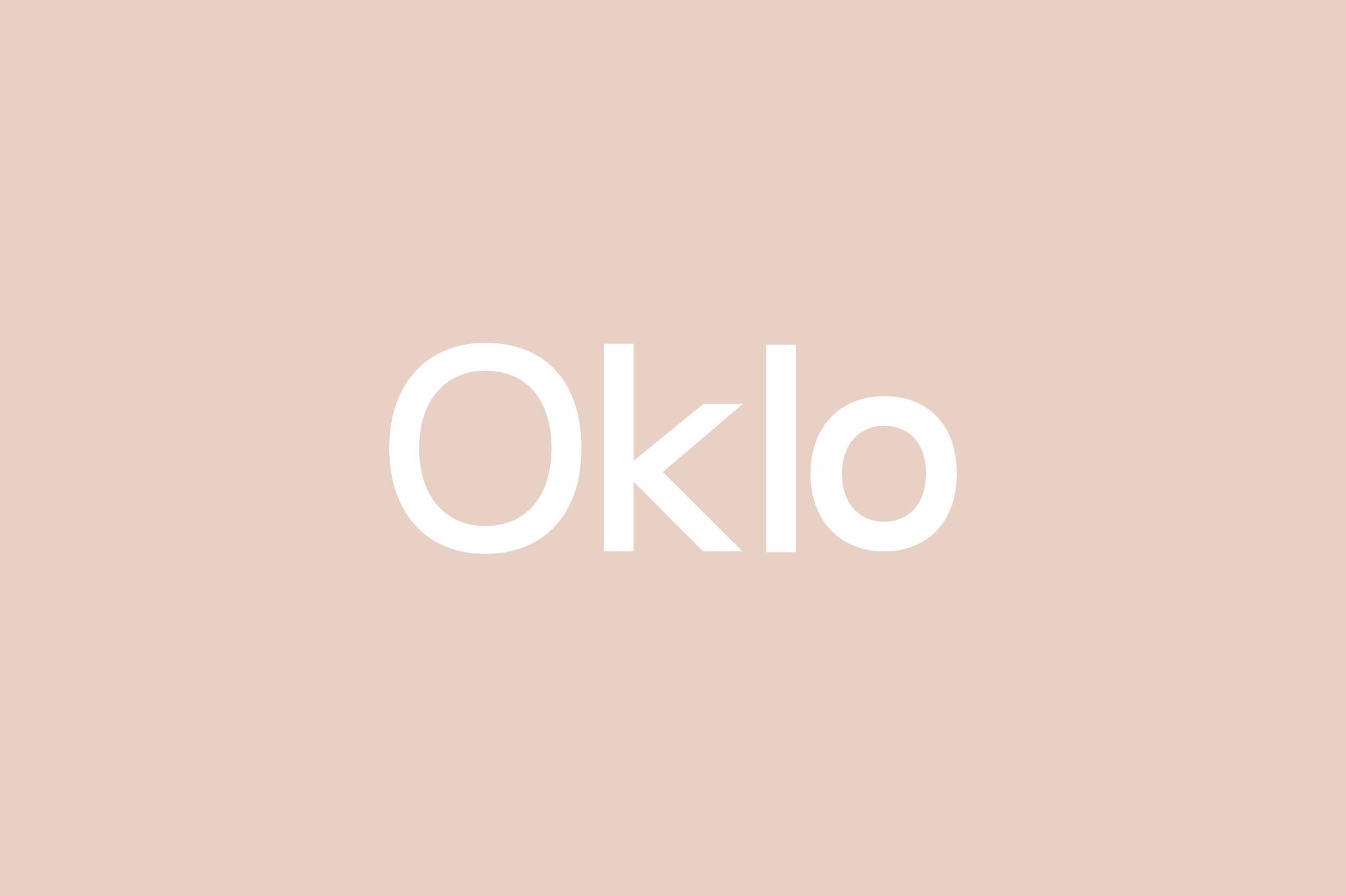 Oklo Font